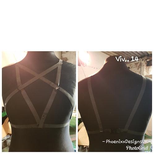 Latex Harness No.6 *Viv*