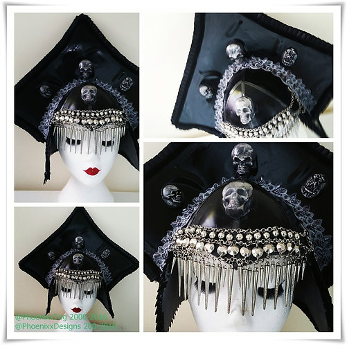 Latex Princess Headdress