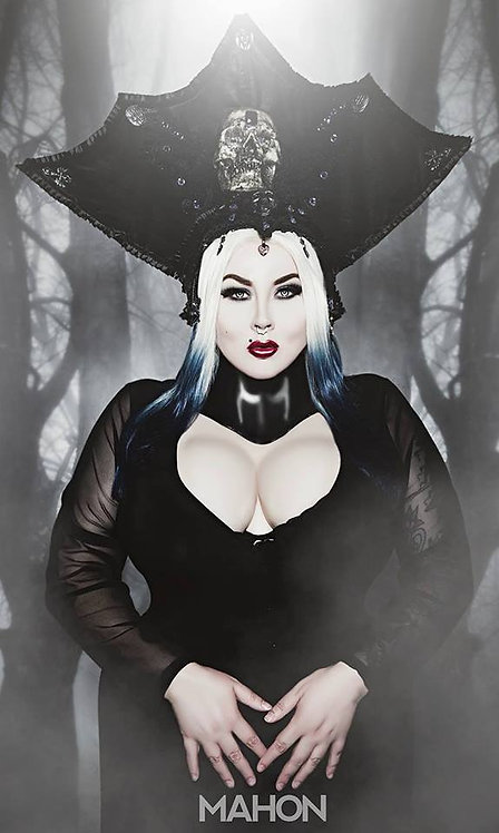 Gothic Queen Headdress