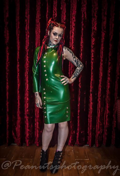 New Collection 2018 - Petite Size Latex Phoenixx Dresses