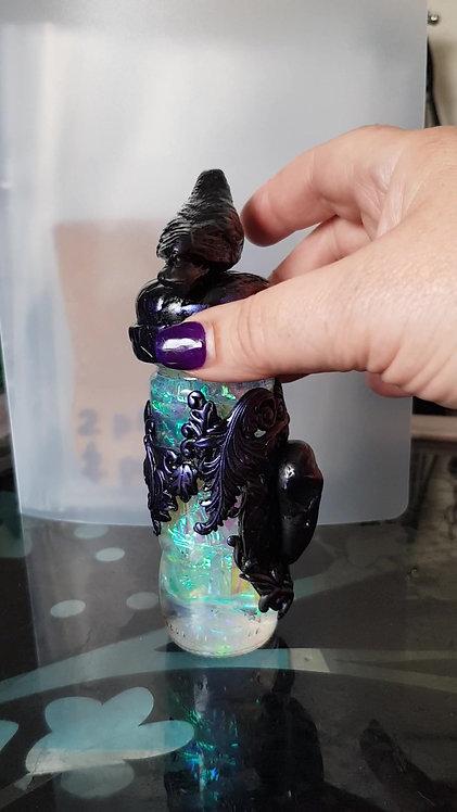 Crow *Flight* Potion Bottle .. No. 230