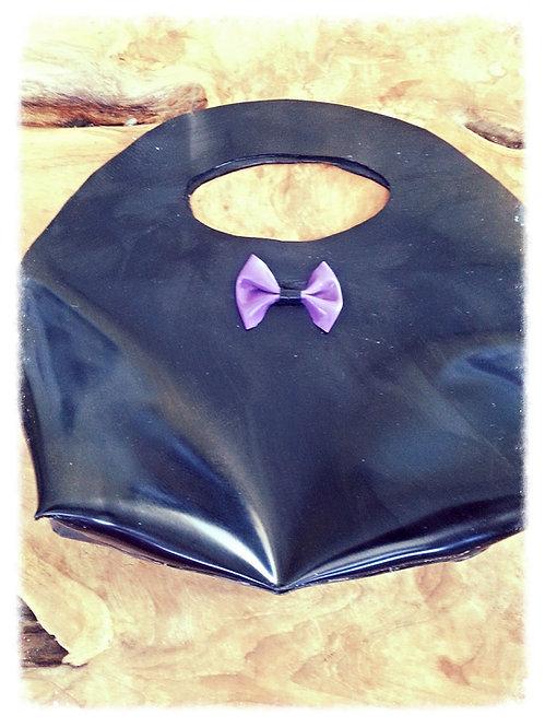 Latex Medium-Large Size Tote Handbag/Purse  .. SS2008