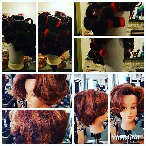Reuse | Shoulder Length Hair Set