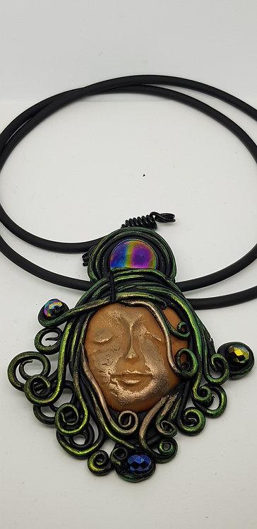 Goddess Ophelia Amulet Pendant ..138 ..