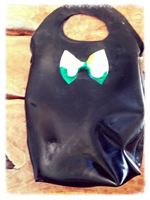 Latex Drop Small Size Tote Handbag/Purse  .. SS2008