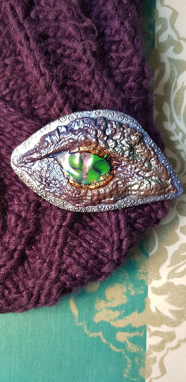 Dragon Eyes Brooch .. 168 ..