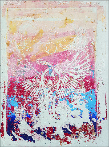 Rainbow Phoenixx Limited Edition Print