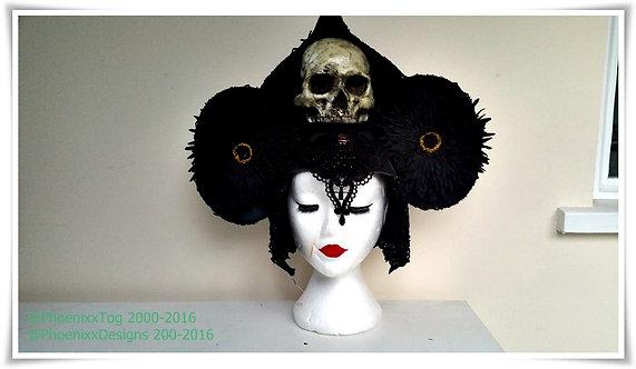 Gothic Princess Headdress