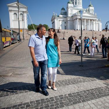 Senate Square in Helsinki