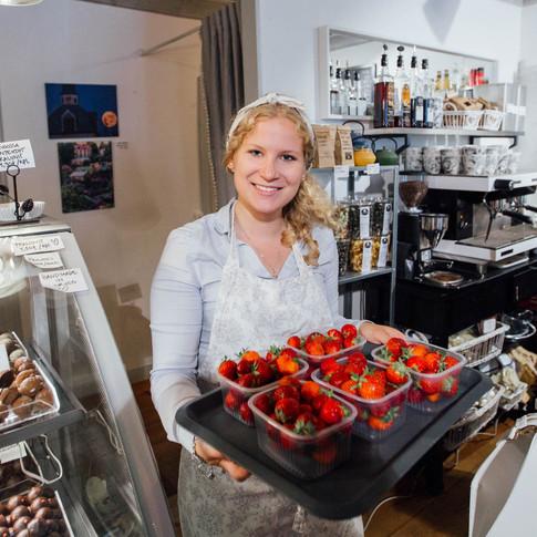 Cafe Petris in Porvoo