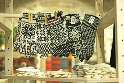 Estonian handicrafts