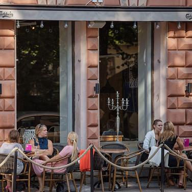 Cafe in Turku