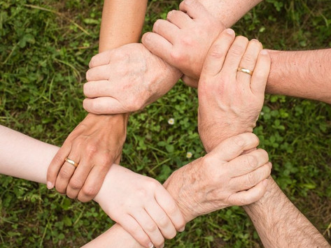 Reach Out: Three Ways to Ask for Help