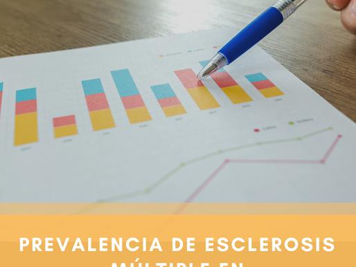 Prevalencia de esclerosis múltiple en Cuenca, Ecuador