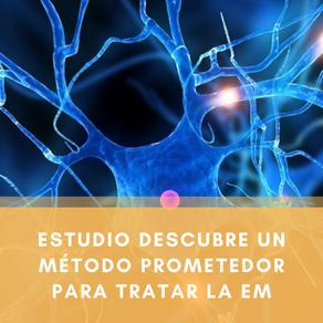 Estudio descubre un método prometedor para tratar la EM teofilina y remielinización
