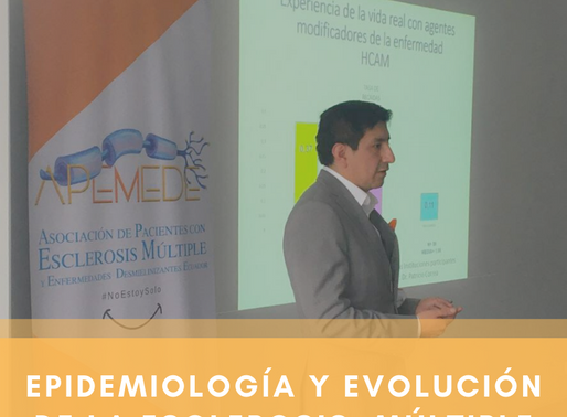 Epidemiología y Evolución de la Esclerosis Múltiple en el  Ecuador