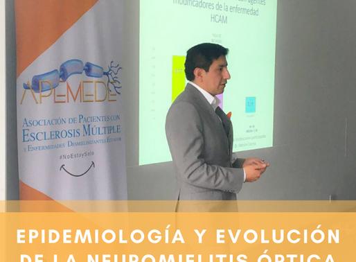 Epidemiología y Evolución de la Neuromielitis óptica en el Ecuador