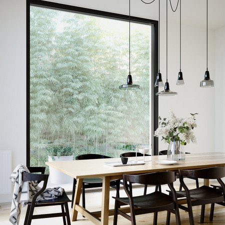 Inviting Dining Room In Scandinavian Style