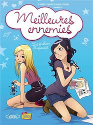 French Frenemies Graphic Novel