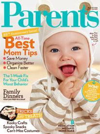 Parents magazine, Alexa Joy Sherman