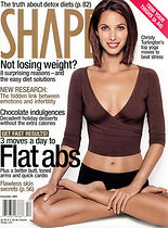Shape Magazine Alexa Young