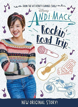 Andi Mack Rockin' Road Trip