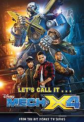 Let's Call It...Mech-X4