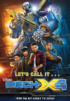 Let's Call It...Mech-X4