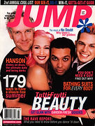 JUMP magazine No Doubt