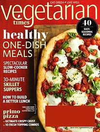 Vegetarian Times, Alexa Joy Sherman