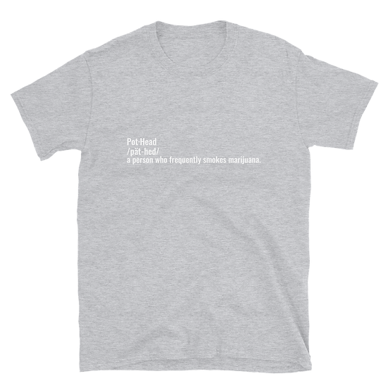 Defined Short-Sleeve Unisex T-Shirt