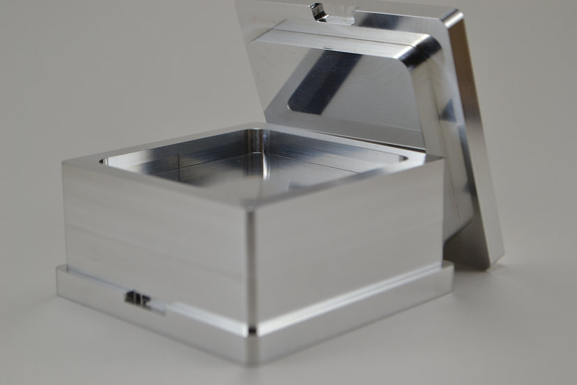 2.5x2.5 Aluminum Mold