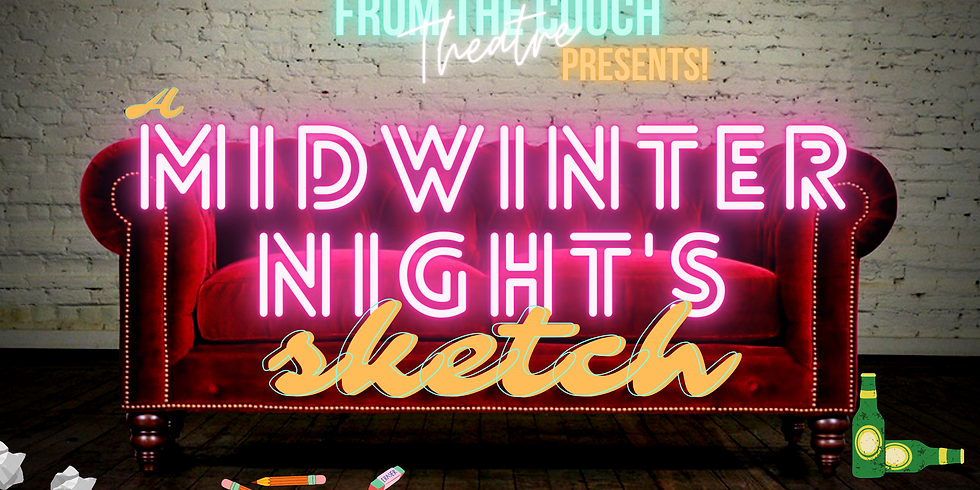 A Midwinter Night's Sketch