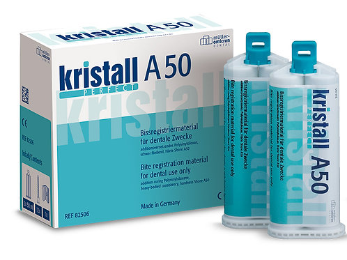 kristall PERFECT A50 / A70 Bissregistriermaterial
