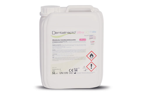 Dentalrapid® Ultra SD liquid Flächendesinfektion