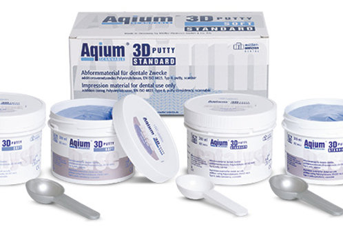 Aqium® 3D PUTTY SOFT / STANDARD ab