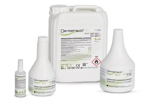 Dentalrapid® SD liquid Flächendesinfektion ab