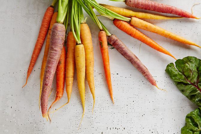 recept: gegratineerde ovenschotel met bloemkool, wortel en tomaat