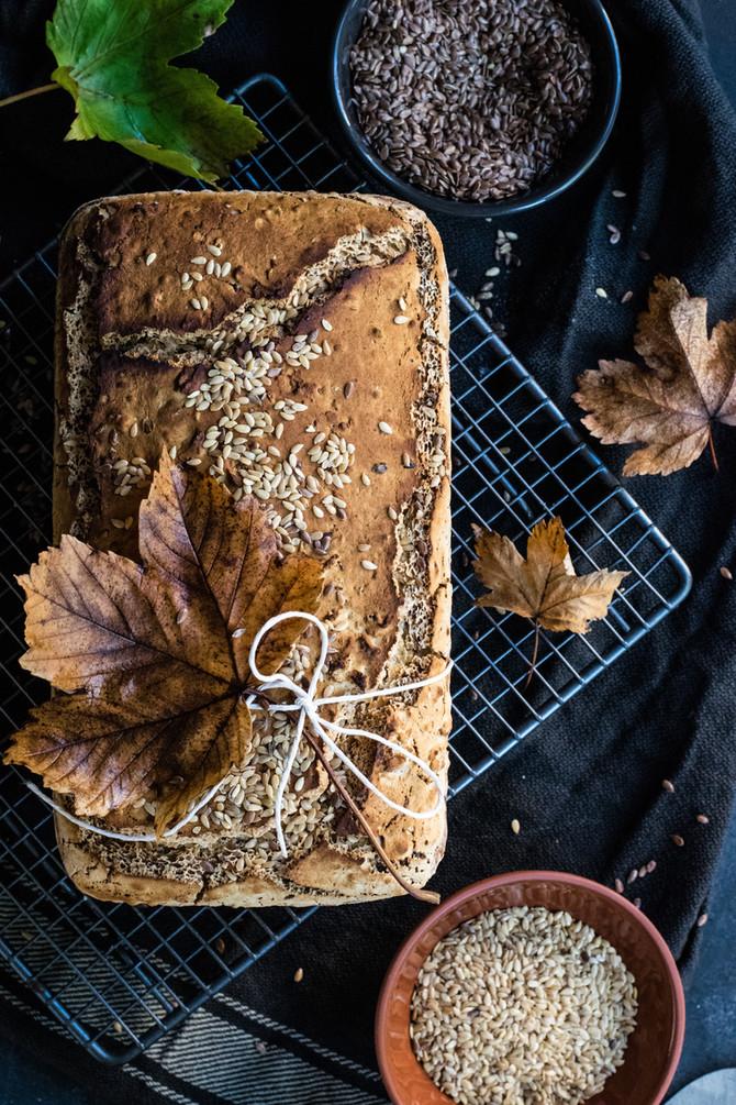 recept: brood dat geen brood is