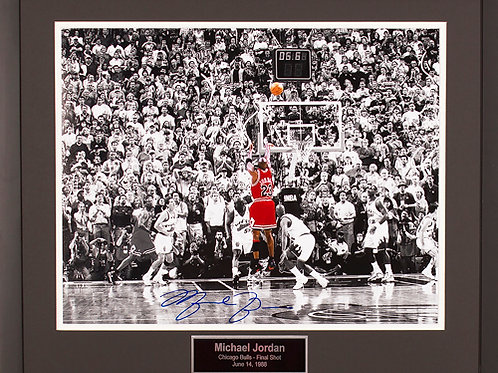 Michael Jordan (16x20 - Chicago Bulls Photo) Final Shot