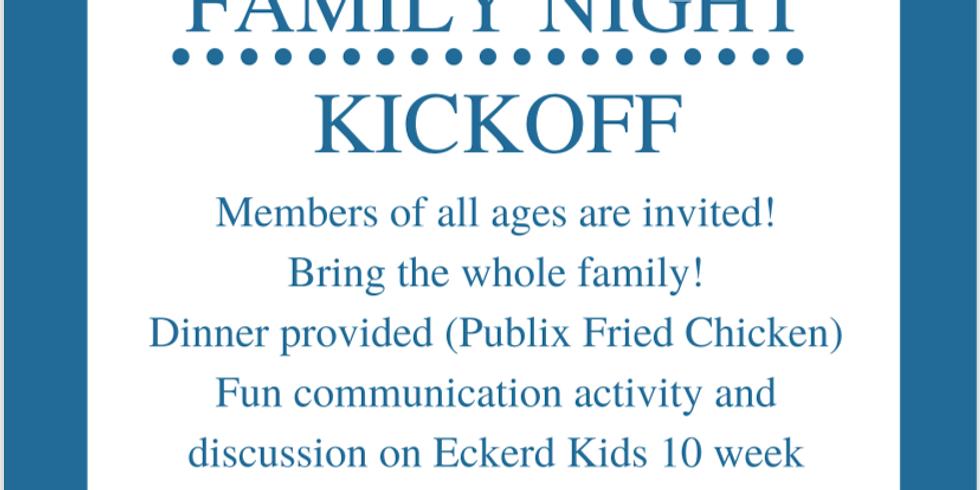 Central Ridge Club Eckerd Family Night