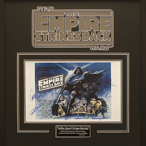 "Limited Edition – ""Star Wars: Episode V The Empire Strikes Back"""