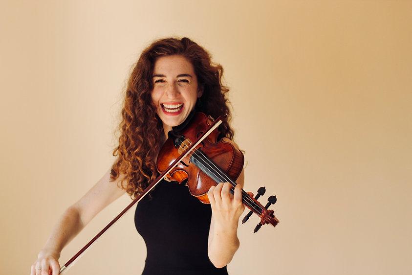 Willa Finck, violin, rochester