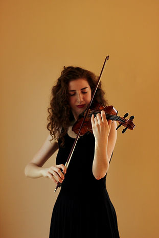 willa finck, violin, classical music