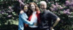 Willa Finck, David Finck, Ledah Finck