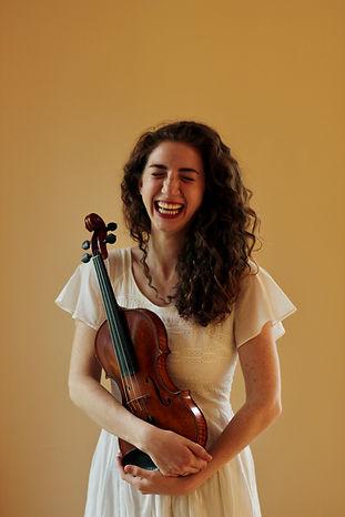 willa finck, violin, classica music