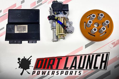 Dirt Launch Powersports YXZ SS Billet Clutch Upgrade