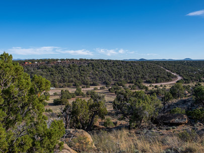 SOLD! - 1.25 Acres with Community Well & Unbeatable Views! Near Show Low - 201-06-222