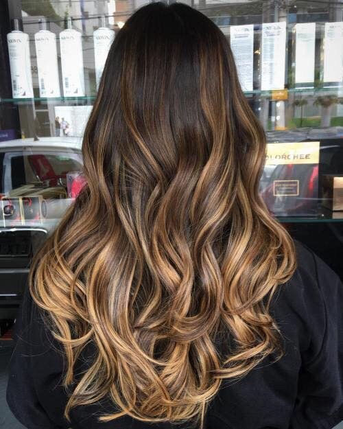 Wash, Blow Dry and Style - Long Hair