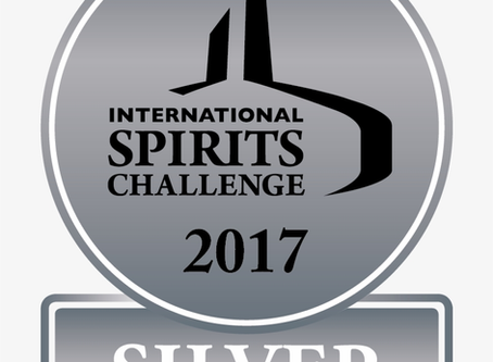 Meiyo 17: Silver at the International Spirits Challenge